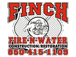Finch Fire and Water